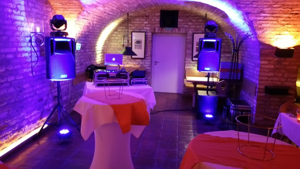 DJ Hochzeit Chiemsee